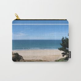 Northern California Beach 1 Carry-All Pouch