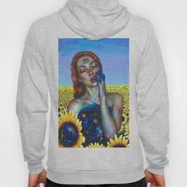 Outer and inner suns Hoody