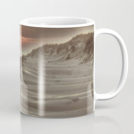 Fort Tilden Beach NYC sunset Coffee Mug