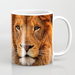 BOLD AS LIONS Coffee Mug