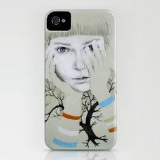 She, Tree iPhone (4, 4s) Slim Case