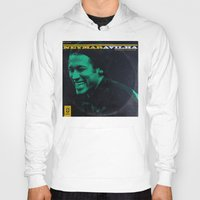 neymar Hoodies featuring LPFC: Neymar by James Campbell Taylor