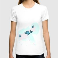 dmmd T-shirts featuring Clear my mind by Aspen Bear