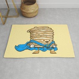 Captain Pancake Rug