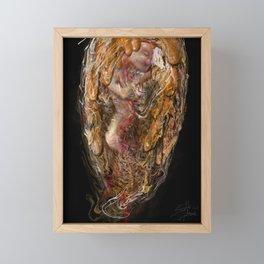 Amniotic Framed Mini Art Print