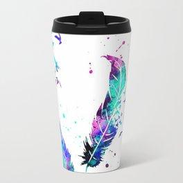 Birds of a Feather Travel Mug