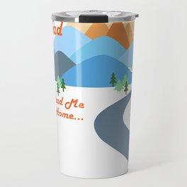 Country Road Travel Mug