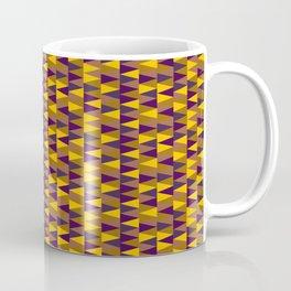 Funky Triangles Coffee Mug