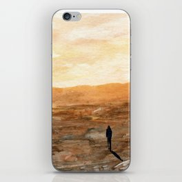 Not Here iPhone Skin