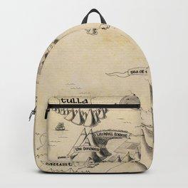 STORM SIREN Map (bk 1) Backpack