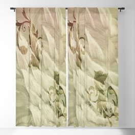 King of Pentacles Blackout Curtain