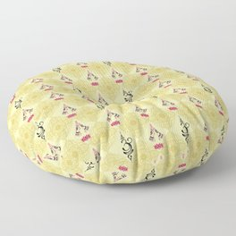 Om Shanti Floor Pillow