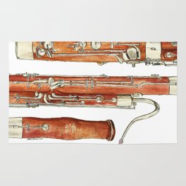 Bassoon Rug