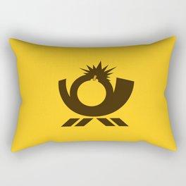 MailBomb Rectangular Pillow