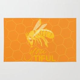 Bee You Tiful  Rug