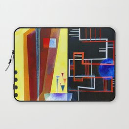 Wassily Kandinsky Inner Alliance Laptop Sleeve