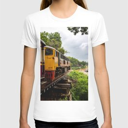 Tham Krasae Railway T-shirt