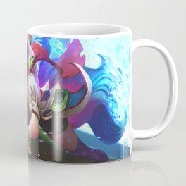 Arcade Ahri League Of Legends Coffee Mug