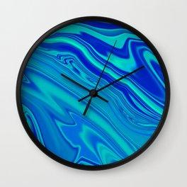 Cold Skin Wall Clock
