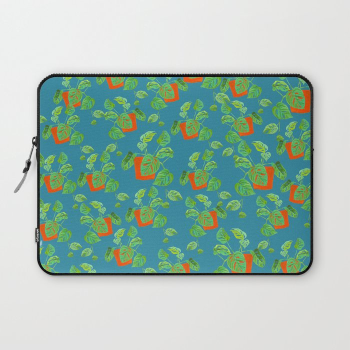 Monstera Obliqua Laptop Sleeve