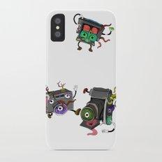 Snapshot (ANALOG zine) iPhone X Slim Case