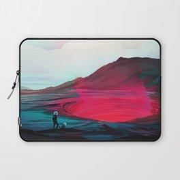 Volcanic Pit Laptop Sleeve