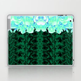 FLOWERS. Laptop & iPad Skin
