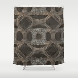 The firsthands Shower Curtain