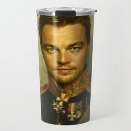 Leonardo Dicaprio - replaceface Travel Mug