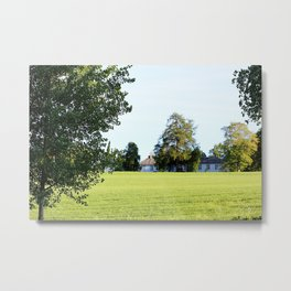Summerlight Metal Print