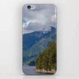 Land and Water iPhone Skin