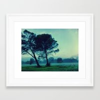 illusion Framed Art Prints featuring Illusion by Anna Andretta