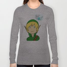The Hero of Time Long Sleeve T-shirt