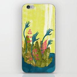 l'isola di calipso iPhone Skin