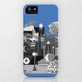 Charlotte iPhone Case