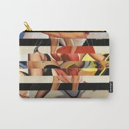 Glitch Pin-Up Redux: Lindsey Carry-All Pouch