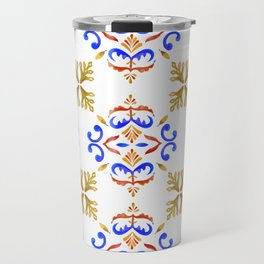 Fall in Lisbon Travel Mug
