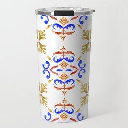 Fall in Lisbon Travel Mug