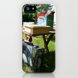 Love without Title - 1 iPhone Case