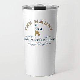 The Haunt Travel Mug