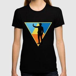 Retro Influencer T-shirt