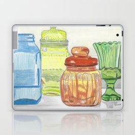 Colored Glass Laptop & iPad Skin