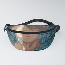 Surrounded by Flowers Fanny Pack