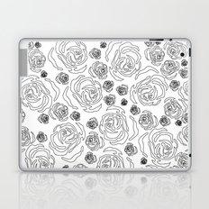 rose repeat Laptop & iPad Skin
