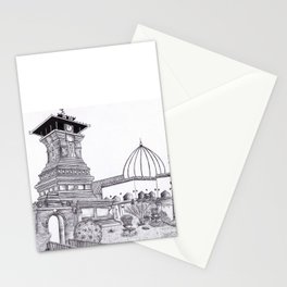 Menara Kudus Stationery Cards