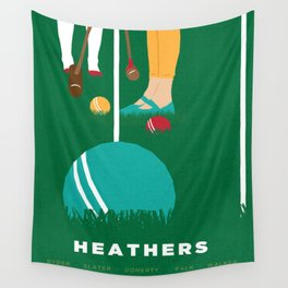 80s TEEN MOVIES :: HEATHERS Wall Tapestry