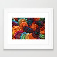 coasters Framed Art Prints featuring The Coasters by ArtPrints