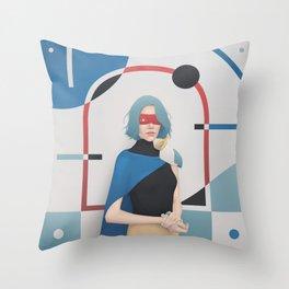 SCHV 23 Throw Pillow