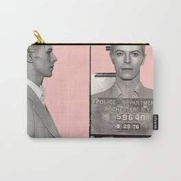 PINKY BOWIE ARRESTED Carry-All Pouch