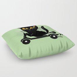 Go fast Floor Pillow